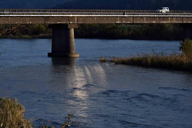 写真: 九頭竜川