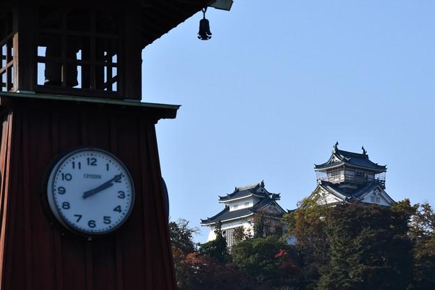 Photos: 天空の城