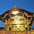 写真: 西本願寺・夜の特別拝観(2)