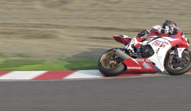 写真: 16 2014 Honda Team Asia ジョシュ ホック CBR1000RR ザムリ ババ 鈴鹿8耐 ディマス エッキー プラタマ SUZUKA8HOURS IMG_1340