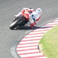 写真: 13 2014 Honda Team Asia ジョシュ ホック CBR1000RR ザムリ ババ 鈴鹿8耐 ディマス エッキー プラタマ SUZUKA8HOURS P1350068