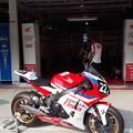 写真: 101 2014 Honda Team Asia ジョシュ ホック CBR1000RR ザムリ ババ 鈴鹿8耐 ディマス エッキー プラタマ SUZUKA8HOURS 1