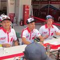 写真: 106 2014 Honda Team Asia ジョシュ ホック CBR1000RR ザムリ ババ 鈴鹿8耐 ディマス エッキー プラタマ SUZUKA8HOURS IMG_9293
