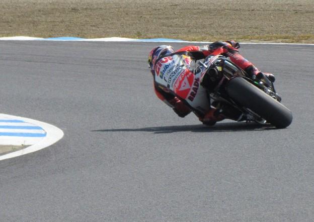 写真: 18 2014 Motogp もてぎ motegi ステファン・ブラドル Stefan BRADL LCR Honda