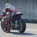 写真: 32 2014 Motogp もてぎ motegi ステファン・ブラドル Stefan BRADL LCR Honda