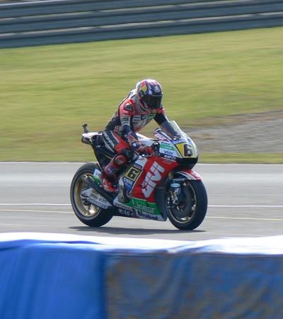 40 2014 Motogp もてぎ motegi ステファン・ブラドル Stefan BRADL LCR Honda