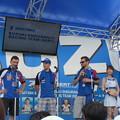 写真: 42 2014 鈴鹿8耐 スズキ エンデュランス アンソニー デラール エルワン ニゴン ダミアン カドリン