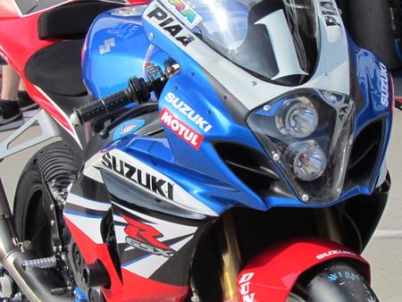 20 2014 鈴鹿8耐 スズキ エンデュランス アンソニー デラール エルワン ニゴン ダミアン カドリン
