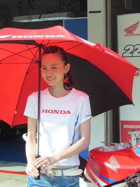 写真: 504 2014 Honda Team Asia ジョシュ ホック CBR1000RR ザムリ ババ 鈴鹿8耐 ディマス エッキー プラタマ SUZUKA8HOURS