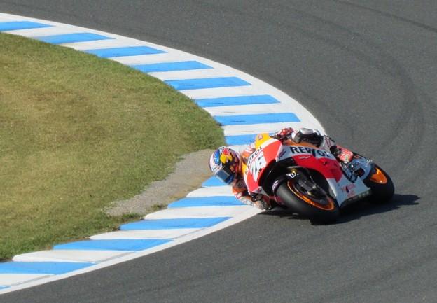 写真: 05 26 ダニ ペドロサ Dani PEDROSA  Repsol Honda 2014 motogp motegiIMG_3028