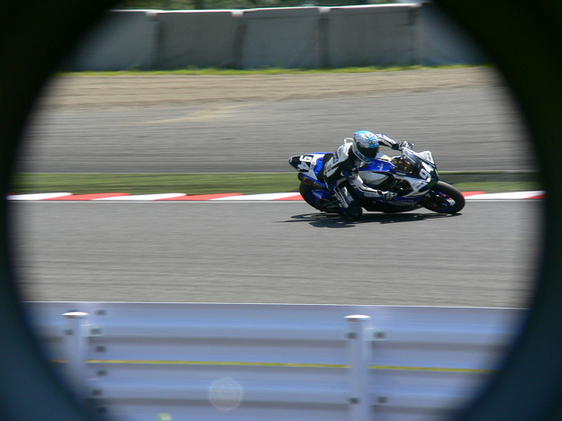 写真: 17 2014 SUZUKA8HOURS GMT94 YAMAHA YZF-R1 FORAY GINES CHECA フォーレイ マチュー デビット8耐 P1340856