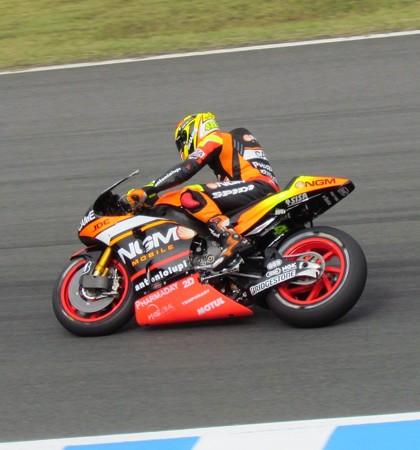 63 2014 motogp motegi アレックス エスパルガロ Aleix ESPARGARO NGM Forward Yamaha