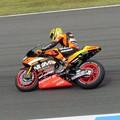 写真: 63 2014 motogp motegi アレックス エスパルガロ Aleix ESPARGARO NGM Forward Yamaha