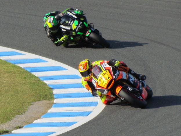 写真: 65 2014 motogp motegi アレックス エスパルガロ Aleix ESPARGARO NGM Forward Yamaha IMG_3171