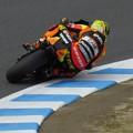 写真: 68 2014 motogp motegi アレックス エスパルガロ Aleix ESPARGARO NGM Forward Yamaha