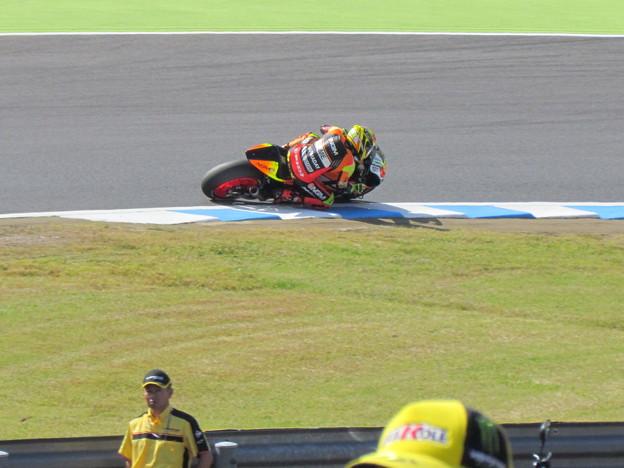 Photos: 85 2014 motogp motegi アレックス エスパルガロ Aleix ESPARGARO NGM Forward Yamaha IMG_2766