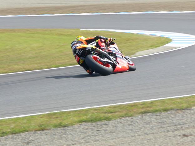 Photos: 303 2014 motogp motegi アレックス エスパルガロ Aleix ESPARGARO NGM Forward Yamaha 2
