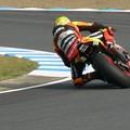 写真: 305 2014 motogp motegi アレックス エスパルガロ Aleix ESPARGARO NGM Forward Yamaha 1