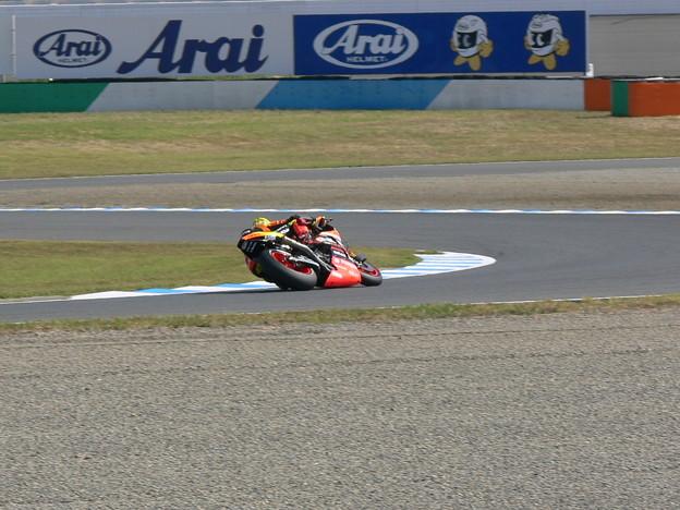 305 2014 motogp motegi アレックス エスパルガロ Aleix ESPARGARO NGM Forward Yamaha 5