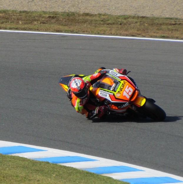 写真: 02 アレックス デ アンジェリス Alex DE ANGELIS NGM Forward Forward Yamaha