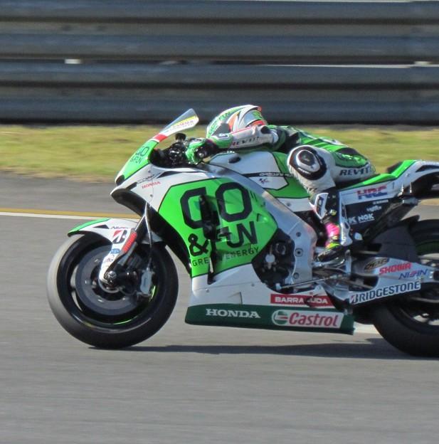 写真: 2014 motogp motegi もてぎ アルバロ バウティスタ Alvaro BAUTISTA Honda Gresini  61