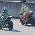 写真: 2014 motogp motegi もてぎ アルバロ バウティスタ Alvaro BAUTISTA Honda Gresini  95