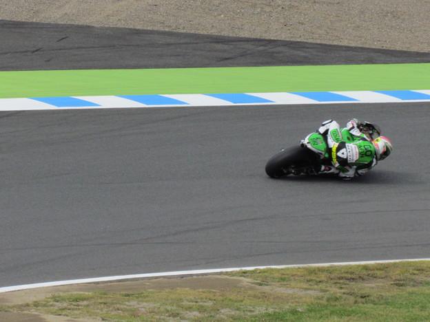 写真: 2014 motogp motegi もてぎ アルバロ バウティスタ Alvaro BAUTISTA Honda Gresini  620