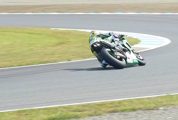 写真: 2014 motogp motegi もてぎ アルバロ バウティスタ Alvaro BAUTISTA Honda Gresini  0820