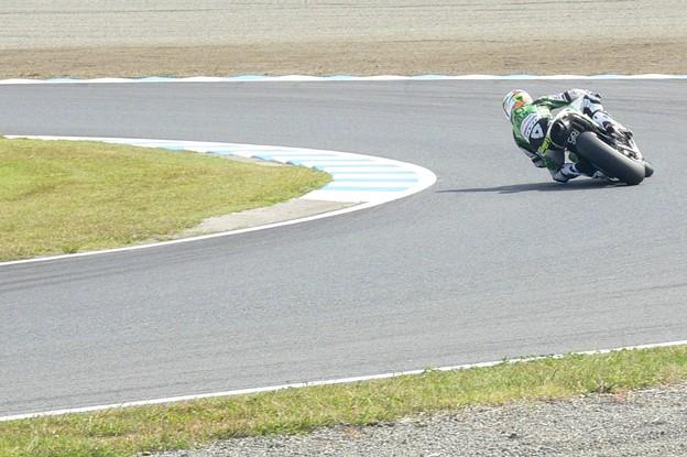 写真: 2014 motogp motegi もてぎ アルバロ バウティスタ Alvaro BAUTISTA Honda Gresini  0821