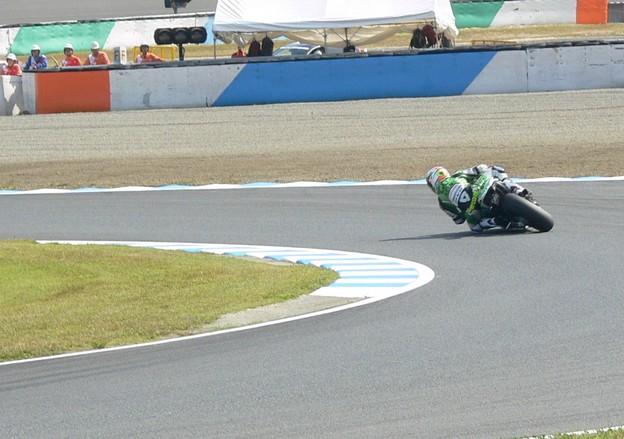 写真: 2014 motogp motegi もてぎ アルバロ バウティスタ Alvaro BAUTISTA Honda Gresini  0822