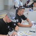 写真: 2014 鈴鹿8耐 Honda DREAM RT SAKURAI ジェイミー スタファー トロイ ハーフォス 亀谷長純 CBR1000RRSP 28