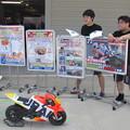 写真: 2014 鈴鹿8耐 Honda DREAM RT SAKURAI ジェイミー スタファー トロイ ハーフォス 亀谷長純 CBR1000RRSP 333