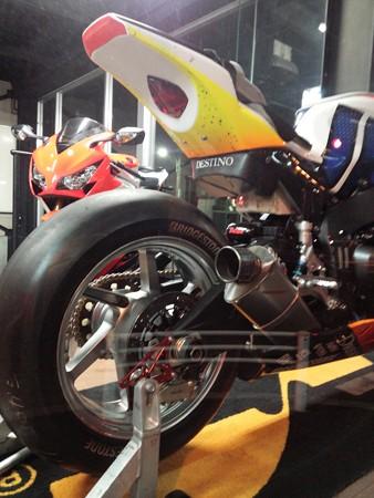 2014 鈴鹿8耐 Honda DREAM RT SAKURAI ジェイミー スタファー トロイ ハーフォス 亀谷長純 CBR1000RRSP 17