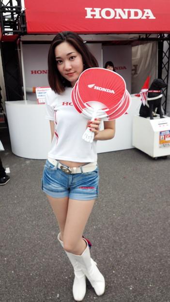 写真: 2014 鈴鹿8耐 Honda DREAM RT SAKURAI 29