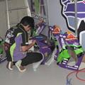 2014 鈴鹿8耐 KAWASAKI ZX-10R エヴァ シナジーフォースTRICK STAR 出口修 井筒仁康 グレゴリー・ルブラン15