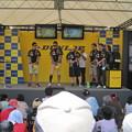 写真: 2014 鈴鹿8耐 KAWASAKI ZX-10R エヴァ シナジーフォースTRICK STAR 出口修 井筒仁康 グレゴリー・ルブラン 21