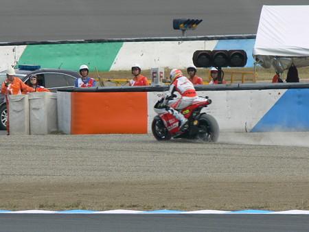 2014 motogp motegi もてぎ ヨニー エルナンデス Yonny HERNANDEZ Pramac Ducati ドゥカティ 25