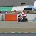 写真: 2014 motogp motegi もてぎ ヨニー エルナンデス Yonny HERNANDEZ Pramac Ducati ドゥカティ 25