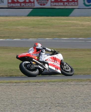 2014 motogp motegi もてぎ ヨニー エルナンデス Yonny HERNANDEZ Pramac Ducati ドゥカティ 740