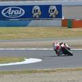 写真: 2014 motogp motegi もてぎ ヨニー エルナンデス Yonny HERNANDEZ Pramac Ducati ドゥカティ 743
