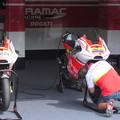 2014 motogp motegi もてぎ ヨニー エルナンデス Yonny HERNANDEZ Pramac Ducati ドゥカティ 1956