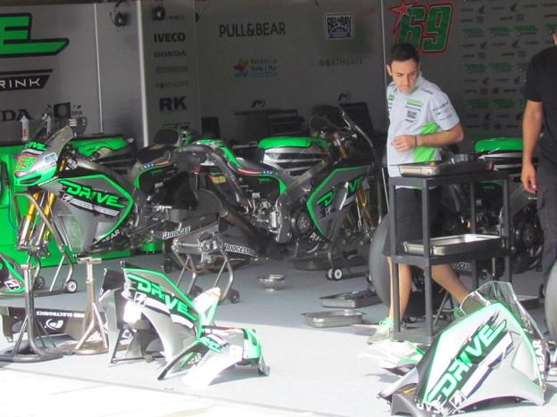 写真: 2014 motogp もてぎ ニッキー・ヘイデン Nicky・HAYDEN Drive M7 Aspar Honda RCV1000R オープンクラス 939