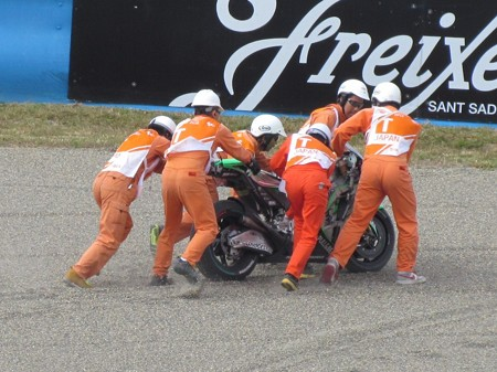 2014 motogp もてぎ ニッキー・ヘイデン Nicky・HAYDEN Drive M7 Aspar Honda RCV1000R オープンクラス 648