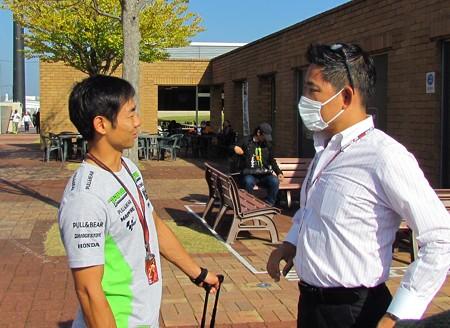 2014 motogp もてぎ 青山博一 Hiroshi・AOYAMA Aspar Honda RCV1000R オープンクラス 78