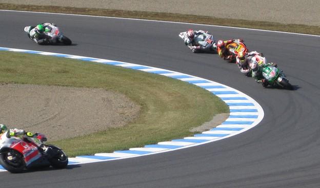 写真: 2014 motogp もてぎ 青山博一 Hiroshi・AOYAMA Aspar Honda RCV1000R オープンクラス 102