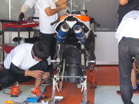 2014 鈴鹿8耐 YAMAHA YZF-R1 藤田拓哉 ダン・クルーガー 及川誠人 パトレイバー ドッグファイトレーシング 132