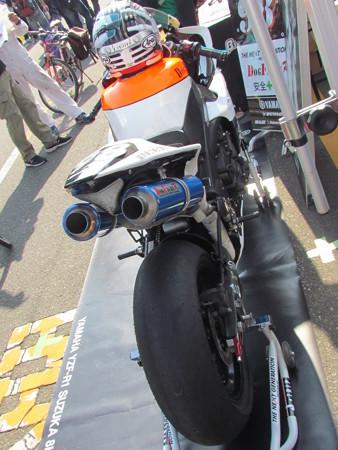 2014 鈴鹿8耐 YAMAHA YZF-R1 藤田拓哉 ダン・クルーガー 及川誠人 パトレイバー ドッグファイトレーシング 637