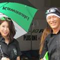 写真: 2014 鈴鹿8耐 KAWASAKI ZX-10R 刈田庄平 塚本昭一 山下繁 K-TEC Team38 PS-K 430