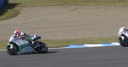 2014 motogp もてぎ エクトル・バルベラ Hector・BARBERA Avintia Ducati ドゥカティ デスモセディチ GP14 03