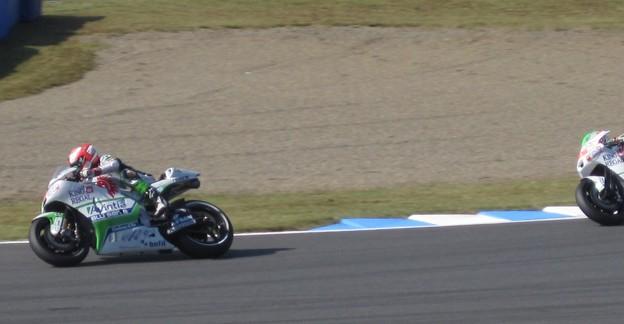 写真: 2014 motogp もてぎ エクトル・バルベラ Hector・BARBERA Avintia Ducati ドゥカティ デスモセディチ GP14 03